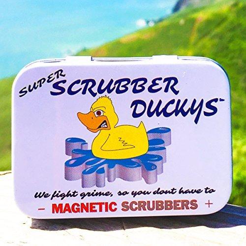 Ducky Gift - NEW Super Scrubber Duckys Version 2.0