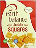 Earth Balance Vegan Cheddar Flavor Squares - 6 oz - 2 pk