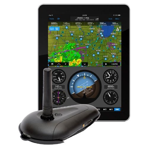 Garmin GDL-39 3D w/DC Cable & Battery