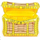 inflatable soda - NEW Pirate Treasure Chest Inflatable Beer-Soda-Wine Drink Cooler Portable Pool Party
