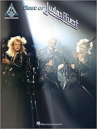 Best of Judas Priest (Guitar Recorded Versions): Amazon.es: Judas Priest: Libros en idiomas extranjeros