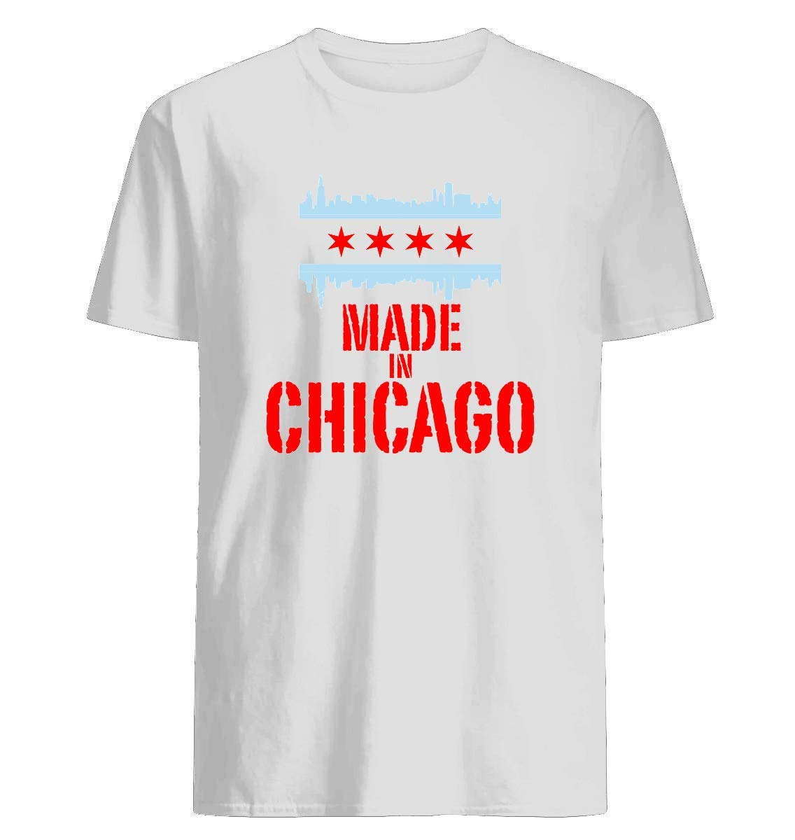 Made In Chicago This Graphic Makes The Best Gift Idea For You Or A Friend Shirts