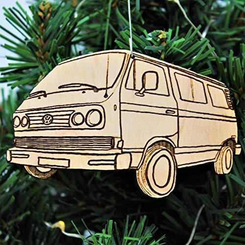 volkswagen camper van ornament - 7