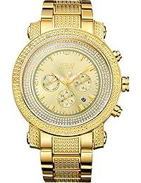 JBW JB-8102-F Men's Chronograph Diamond Watch