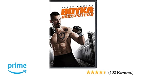 Amazon.com: Boyka: Undisputed 4: Scott Adkins, Alon Moni ...