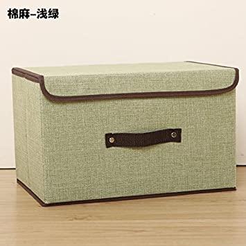 Cupwenh Speicher Box Lagerung Tasche Stoffen Bei Folding