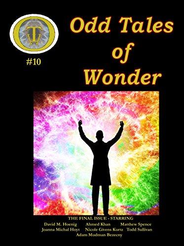 Odd Tales of Wonder #10 (Odd Tales of Wonder Magazine)