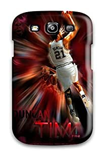 Hot Tim Duncan Tpu Case Cover Compatible With Galaxy S3