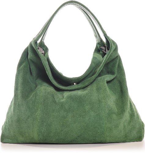 sac à en velours sacs à x x sacs Vert bandoulière P 41x33x10cm sacs cuir hobo mode à CNTMP main L la A4 sac dames sacs daim H sacs AwZUqxT47