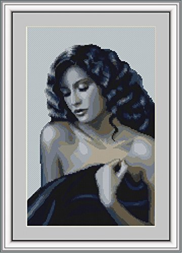 Luca-S Counted Cross Stitch Kit Seduction