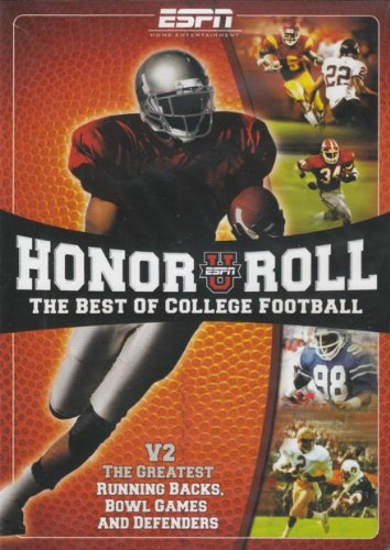 ESPN: Honor Roll - The Best Of College Football V2