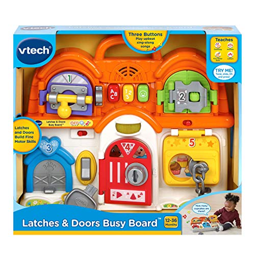 51vGCclS23L - VTech Latches and Doors Busy Board