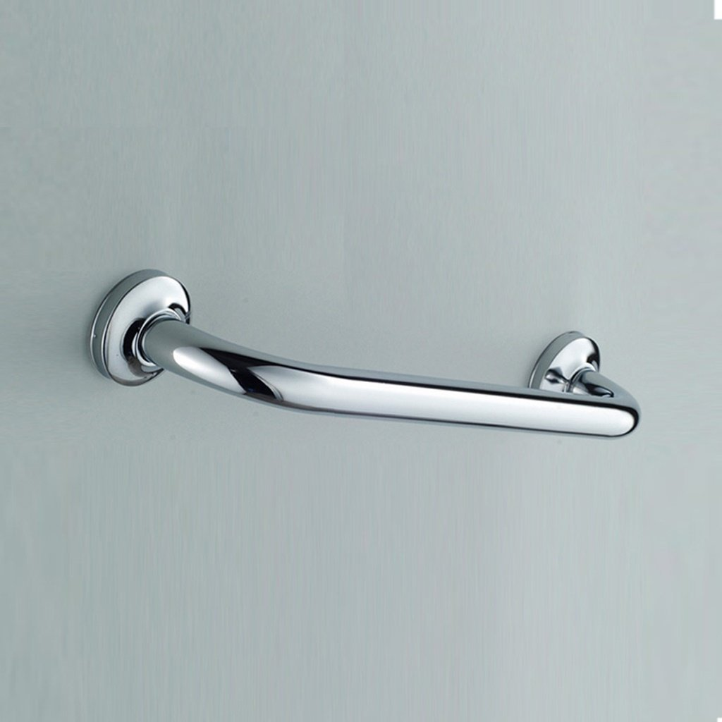 YAOHAOHAO Handle in stainless steel hand rails bath rooms bathroom toilet glass (Size: 40 cm). by YAOHAOHAO