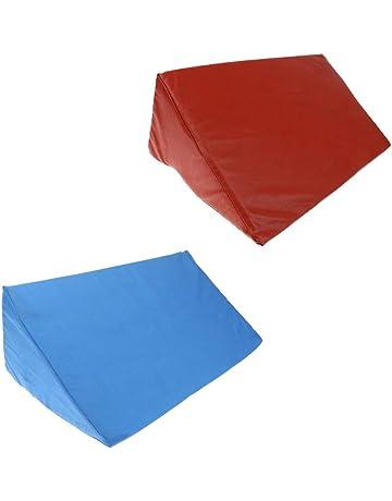 P Prettyia 2x Almohada de Cuña para Sala de Estar y Dormitorio Relajación,Flexible