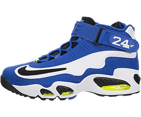 Nike Air Griffey Max 1 Men's Shoes Varsity Royal/Black/White/Volt 354912-400 (8.5 D(M) US)