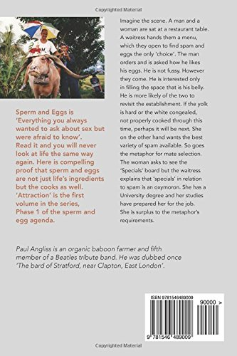 Sperm & Eggs: Attraction: Paul Angliss: 9781546489009 ...