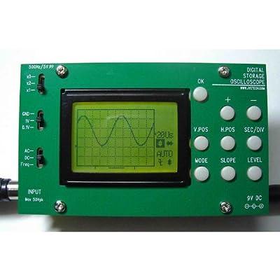Digital Oscilloscope DIY Kit