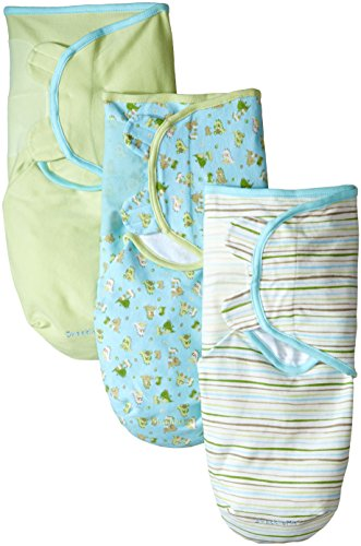 Summer Infant SwaddleMe Adjustable Stripe product image