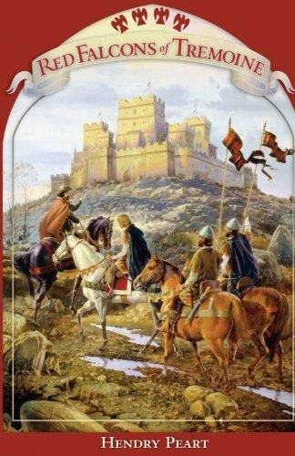 Red Falcons Of Tremoine (Living History Library (Bethlehem Books))