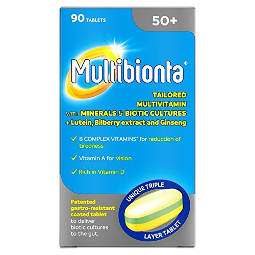 Seven Seas Multibionta 50+ Multivitamin