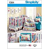 Simplicity 1384 Nursery and Crib Suite by Shirley Botsford Designs