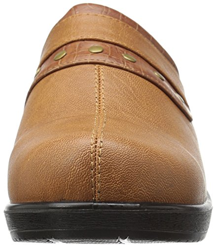Street Women's Crocodile Easy Ozone Mule Tan dOwqYT