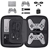 Carry Case for PlayStation Classic Console, Hard Carrying Case Travel Bag Waterproof Storage for Sony PS Classic Mini (2018): more info