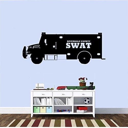 Swat Home Decor Car Truck Window Decal Sticker