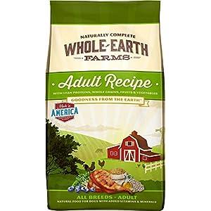 Whole Earth Farms Adult Dry Dog Food, 25 Lbs 40