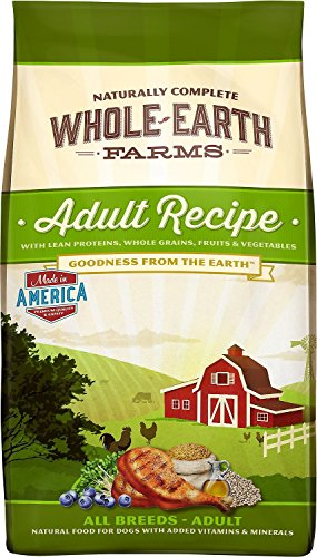 Whole Earth Farms Adult Dry Dog Food, 25 lbs For Sale