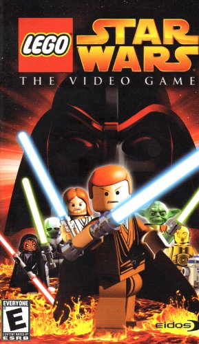 Instructions Wars Legos Star (LEGO Star Wars The Video Game Game Cube Instruction Booklet (Nintendo Game Cube Manual Only) (Nintendo Game Cube Manual))