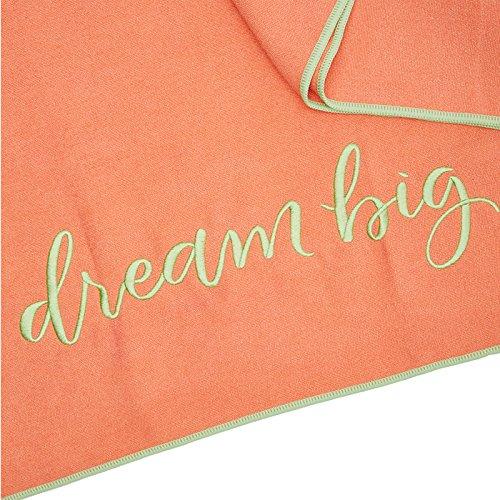 Summer Amp Rose Yoga Towel Coral Yoga Towels Yoga Suru