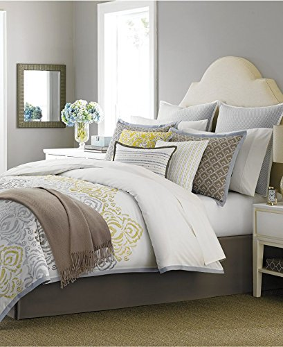 Martha Stewart Collection Cape May 10 Piece King Comforter Set Multi Color