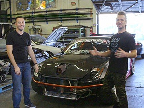 Under the Hood: RAD Industries' Drift Shop (/w Dan Burkett) (Toyota Head Supra)
