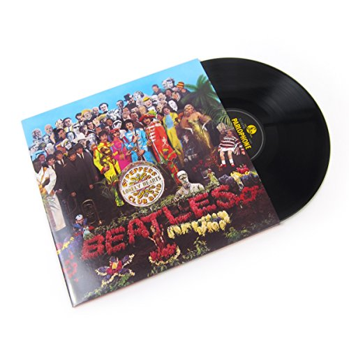 The Beatles: Sgt. Pepper's Lonely Hearts Club Band (Giles Martin Stereo Mix) Vinyl ()