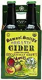 Samuel Smith Organic Cider, 4 pk, 12 oz bottles