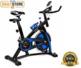YourDailyStore Fitness Bicycle Indoor Stationary Gym Exercise Cardio Bike Home Workout YourDailyStore