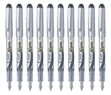 Pilot V Pen (Varsity) Disposable Fountain Pen, Fine Point, Black Ink, Value Set