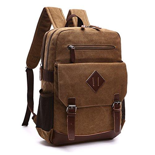 Genbagbar Vintage Backpack College Bookbag product image