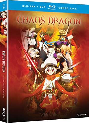 Chaos Dragon: The Complete Series (Blu-ray/DVD Combo)]