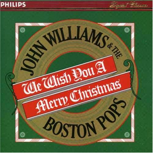 We Wish You a Merry Christmas by BOSTON POPS ORCHESTRA