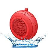 CYBORIS IPX7 Waterproof Outdoor Bluetooth Speaker Swimming Pool Floating Portable Mini Speakers Wireless