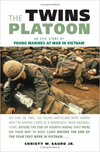 the twins platoon an epic story of young marines at war in vietnam