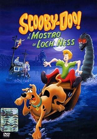 Scooby doo e il mostro di loch ness amazon cartoni animati