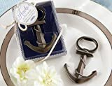 Set of 85 Anchor Nautical-themed Bottle Opener Favors Review