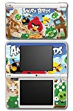 Angry Birds Red Chuck Bomb Pig Video Game Vinyl Decal Skin Sticker Cover for Nintendo DSi XL System