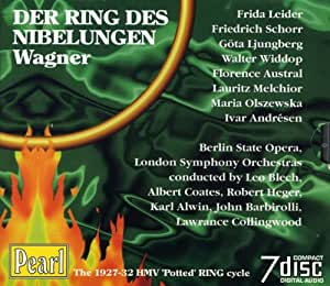 Richard [Classical] Wagner, Albert Coates, Carl Alwin