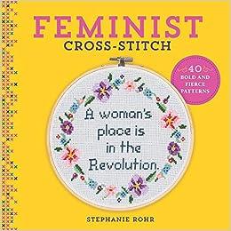 Feminist as F*ck Cross Stitch Pattern Rude Funny Cross Stitch Subversive Cross Stitch