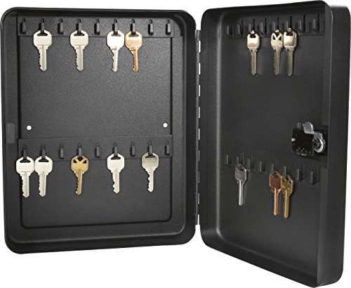 BARSKA 36 Position Key Safe with Combination Lock