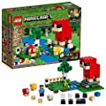 LEGO Minecraft The Wool Farm 21153 Building Kit, New 2019 (260 Pieces)